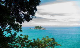 Costa Rica Ocean royalty free stock images