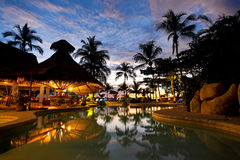 Costa Rica Resort Royalty Free Stock Images