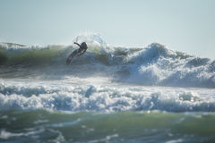 Costa Rica Surf Arkivfoton