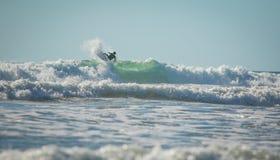 Costa Rica Surf Royaltyfri Bild