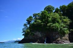 Costa Rica tropical Foto de Stock