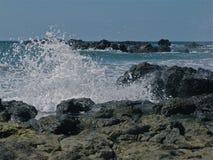 Costa Rica Waves Foto de archivo libre de regalías