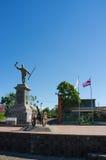 Costa Rican bohater narodowy Zdjęcia Royalty Free