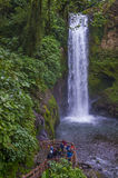 Costa Rican La Paz Waterfall Images stock