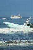 Tortuga Catamaran royalty free stock image