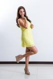 Costa Rican-vrouw Stock Afbeeldingen