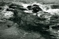 Costa rochosa - II fotos de stock