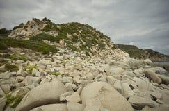 Costa rocosa de Cerdeña 2 imagen de archivo libre de regalías