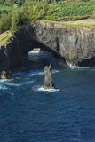 Costa rocosa de Maui. Foto de archivo libre de regalías