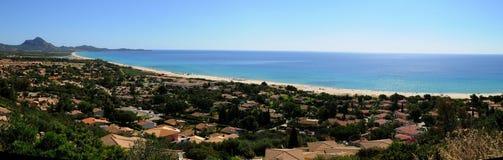 Costa Sardinia Zdjęcia Royalty Free