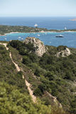 Costa Smeralda Royalty Free Stock Photos