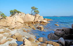 Costa Smeralda Image stock
