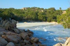 Costa Smeralda Fotografia Stock