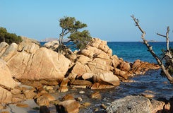 Costa Smeralda Stock Images