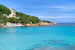 Costa Smeralda coastline Royalty Free Stock Photography