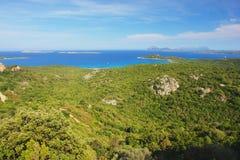 Costa Smeralda, Sardinia fotos de stock royalty free