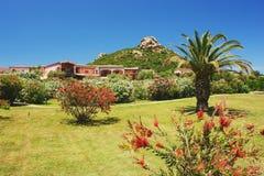 Costa Smeralda, Sardinia Royalty Free Stock Photos