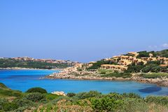 Costa Smeralda, Sardinia, Italy Stock Images