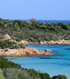 Costa Smeralda Stock Photography