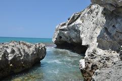 Costa sud Fotografie Stock