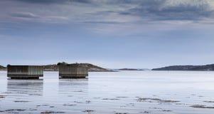 Costa sueca Fotografía de archivo