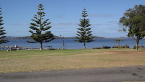 Costa sul australiana ocidental de Albany, Austrália Ocidental imagens de stock royalty free
