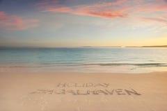 Costa sur Australia de Shoelhaven del día de fiesta Fotografía de archivo libre de regalías