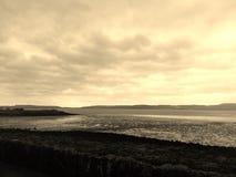 Costa, Tayside Escocia Fotografía de archivo