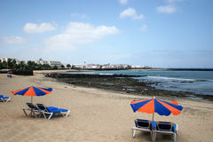 Costa Teguise Stock Photography