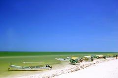 Costa tropical Imagem de Stock