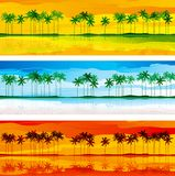 Costa tropical Foto de archivo