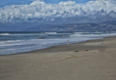 Costa costa Ventura California imágenes de archivo libres de regalías