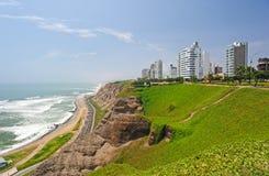 Costa Verde Royaltyfria Bilder