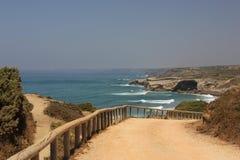 Costa Vicentina, Portugal fotografering för bildbyråer