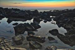 Costa Vicentina, Portugal Praia tun Amado Lizenzfreie Stockfotos