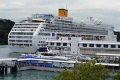 Costa Victoria Cruise Royalty Free Stock Photos