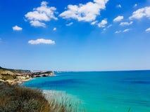 Costa y el Mar Negro búlgaros Imagenes de archivo