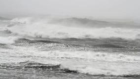 Costal storm in Oregon