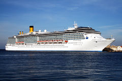 Costamediterranea Royalty-vrije Stock Afbeelding