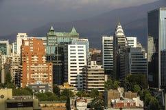 Costanera-Mitte - Santiago - Chile Lizenzfreie Stockfotos