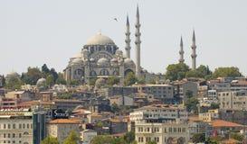Costantinopoli Fotografie Stock Libere da Diritti