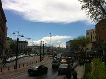 Costantinopoli aprile 2014 Fotografia Stock Libera da Diritti