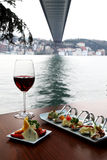 Costantinopoli Bosphorus Fotografie Stock Libere da Diritti