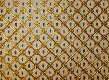 COSTANTINOPOLI - 5 NOVEMBRE: Interno del palazzo di Topkapi - soffitto di Sofa Kiosk il 5 novembre 2014 a Costantinopoli immagine stock