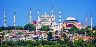 Costantinopoli, Turchia Fotografia Stock