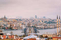 Costantinopoli, Turchia Fotografia Stock Libera da Diritti