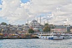 Costantinopoli, Turchia, il Bosphorus Mare del ‹Marmara del †del ‹del †Fotografie Stock Libere da Diritti