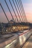 Costantinopoli/Turchia fotografie stock libere da diritti