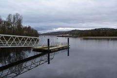 Costas de Loch Lomond fotos de stock