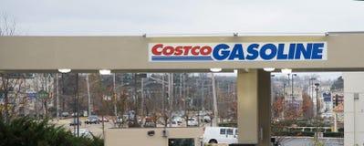 Costco Gasoline Gas Station